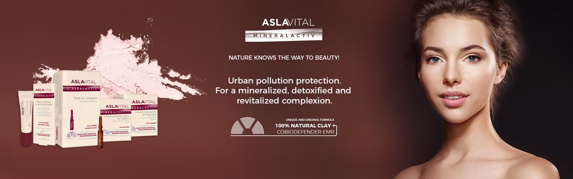 Urban pollution protection
