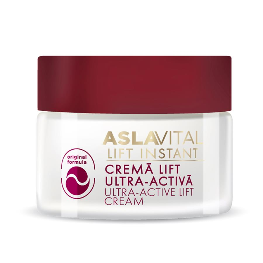 Ultra-active cream aslavital lift instant