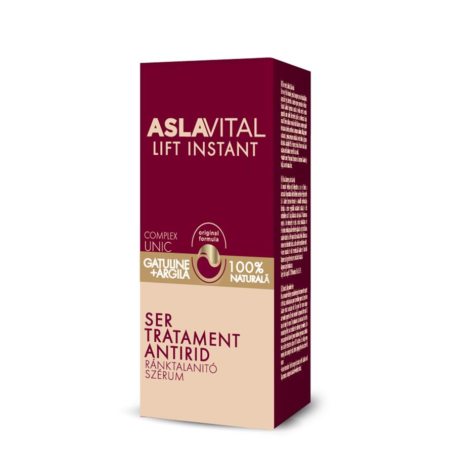 Anti-wrinkle Treatment Serum Aslavital Lift Instant
