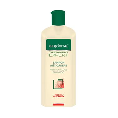 Anti Hair Loss Shampoo 400 ml Gerovital Tratament Expert