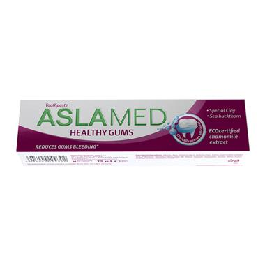 Aslamed Toothpaste for healthy gums
