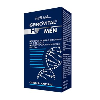 Gerovital H3 Men Anti-Wrinkle Cream