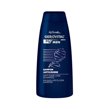 Gerovital H3 Men Anti-Hairloss Shampoo