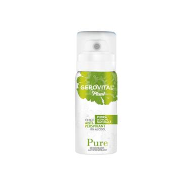 Antiperspirant Deodorant Pure 40 ml