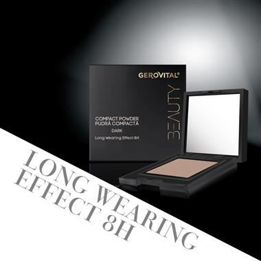 compact powder dark gerovital beauty