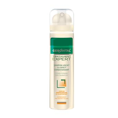 Conditioning Dry Shampoo - Gerovital Tratament Expert