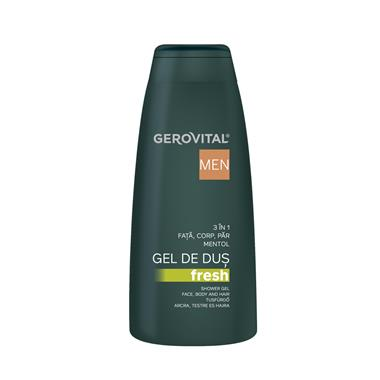 Gerovital Men Shower gel 3 in 1 Fresh