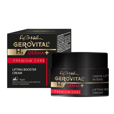 Lifting Booster Cream - Gerovital H3 Derma Premium Care