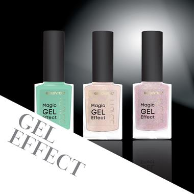 Magic Gel Effect Nail Polish Gerovital Beauty