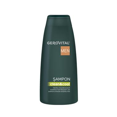Shampoo for frequent use Gerovital Men