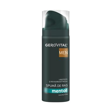 Shaving Foam Mentol Gerovital Men