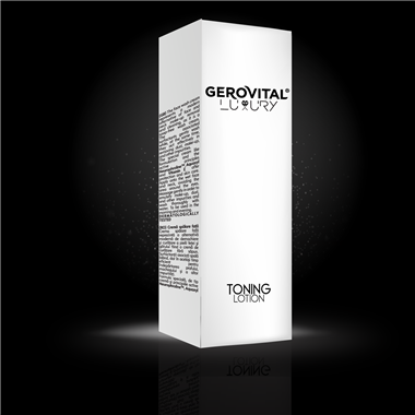 Toning Lotion - Gerovital Luxury