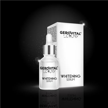 Whitening serum - Gerovital Luxury